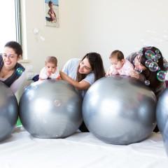 ענבל לתנועה | ליווי התפתחותי לתינוקות