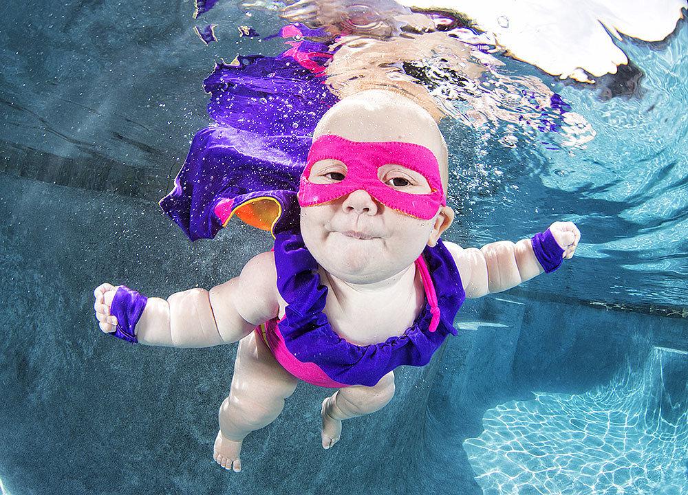 מתוך: Underwater Babies